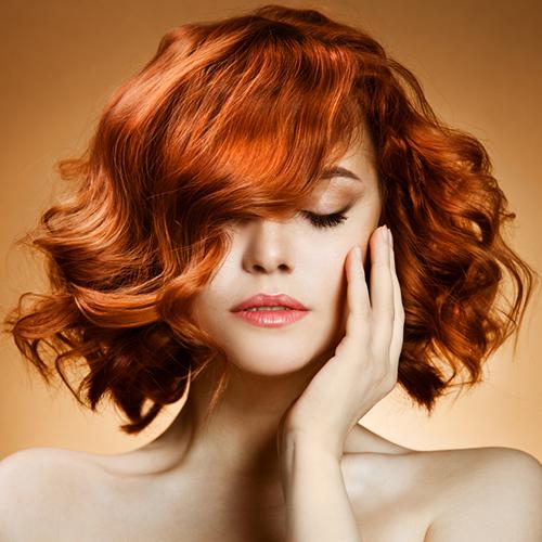 hair color salon anderson